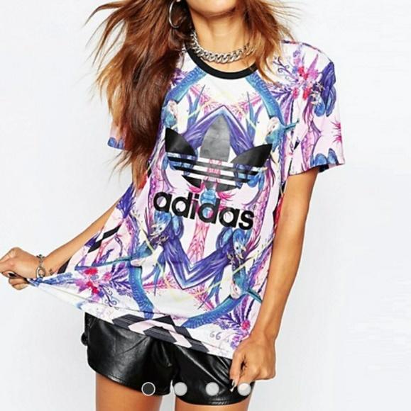 Adidas Originals Trefoil Tee Tops 50 Casa florera poshmark